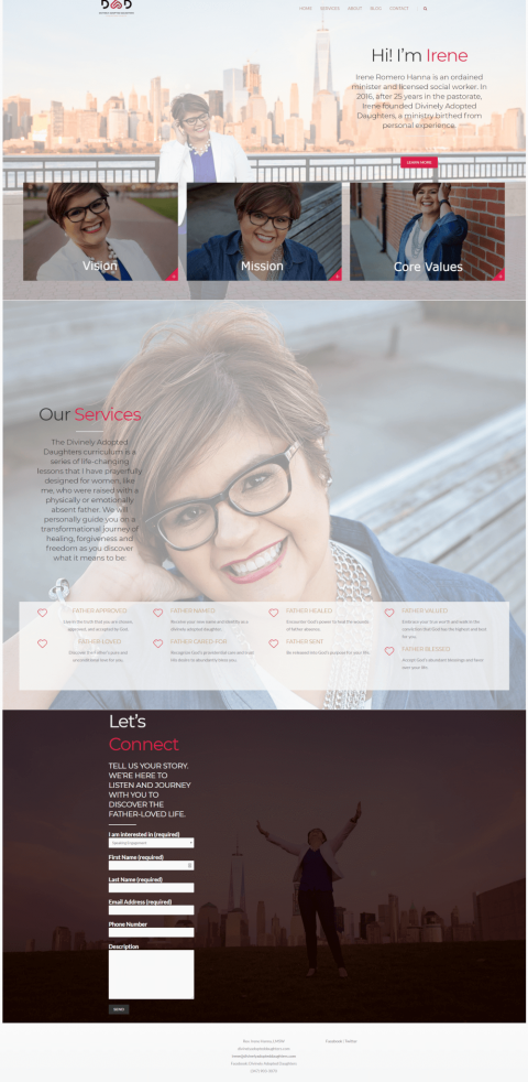 Personal Branding and Consulting Practice
